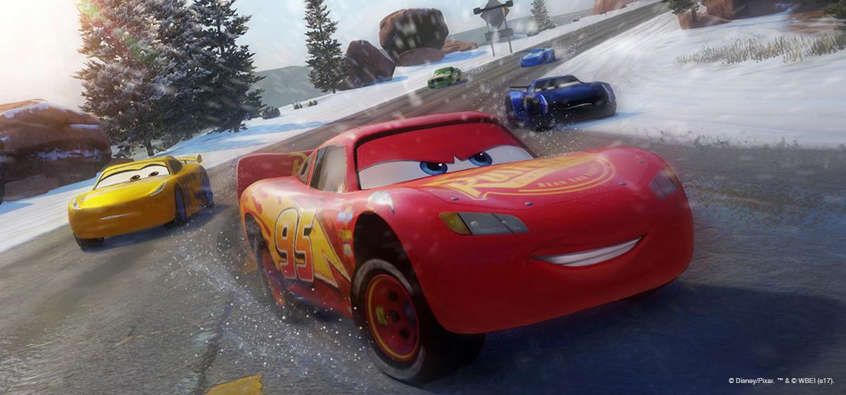 Cars 3 Driven to Win a une bonne sélection de circuits, dont certains doivent être déverrouillés