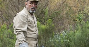 Daniel Salazar (Ruben Blades) - Fear the Walking Dead Saison 3 Épisode 4 - Photo: Richard Foreman, Jr/AMC