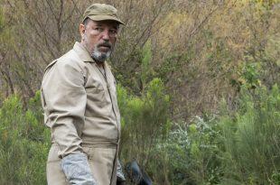 Daniel Salazar (Ruben Blades) - Fear the Walking Dead Saison 3 Épisode 4 - Photo: Richard Foreman, Jr/AMC