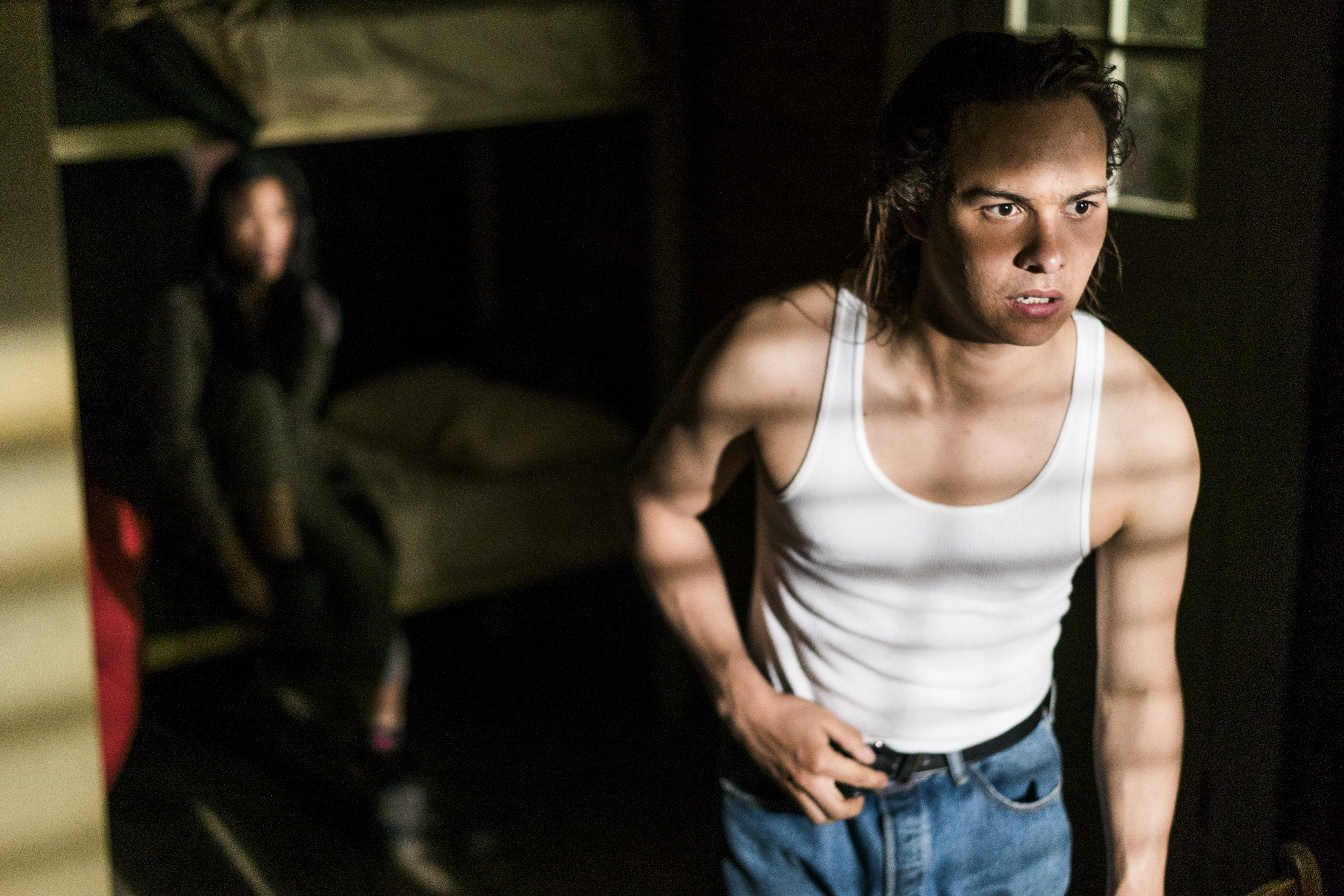 Frank Dillane (Nick Clark) - Fear the Walking Dead Saison 3 Épisode 5 - Photo: Richard Foreman, Jr/AMC