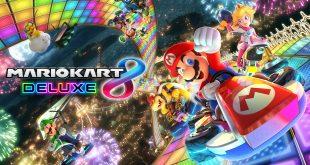 Tout pour se préparer à un tournoi de Mario Kart 8 Deluxe
