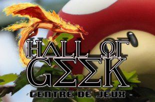 Hall of GΣΣk - Le Centre de Jeux