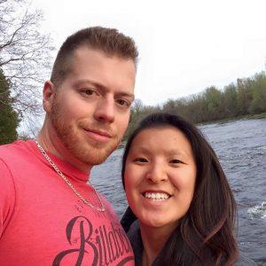 Mathieu et Olivia