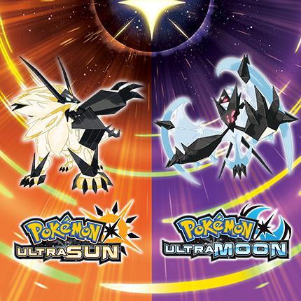 Pokémon Ultra Sun - Pokémon Ultra Moon