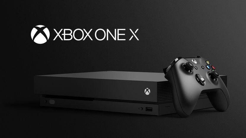 La nouvelle Xbox One X sera disponible en magasin le 7 novembre prochain