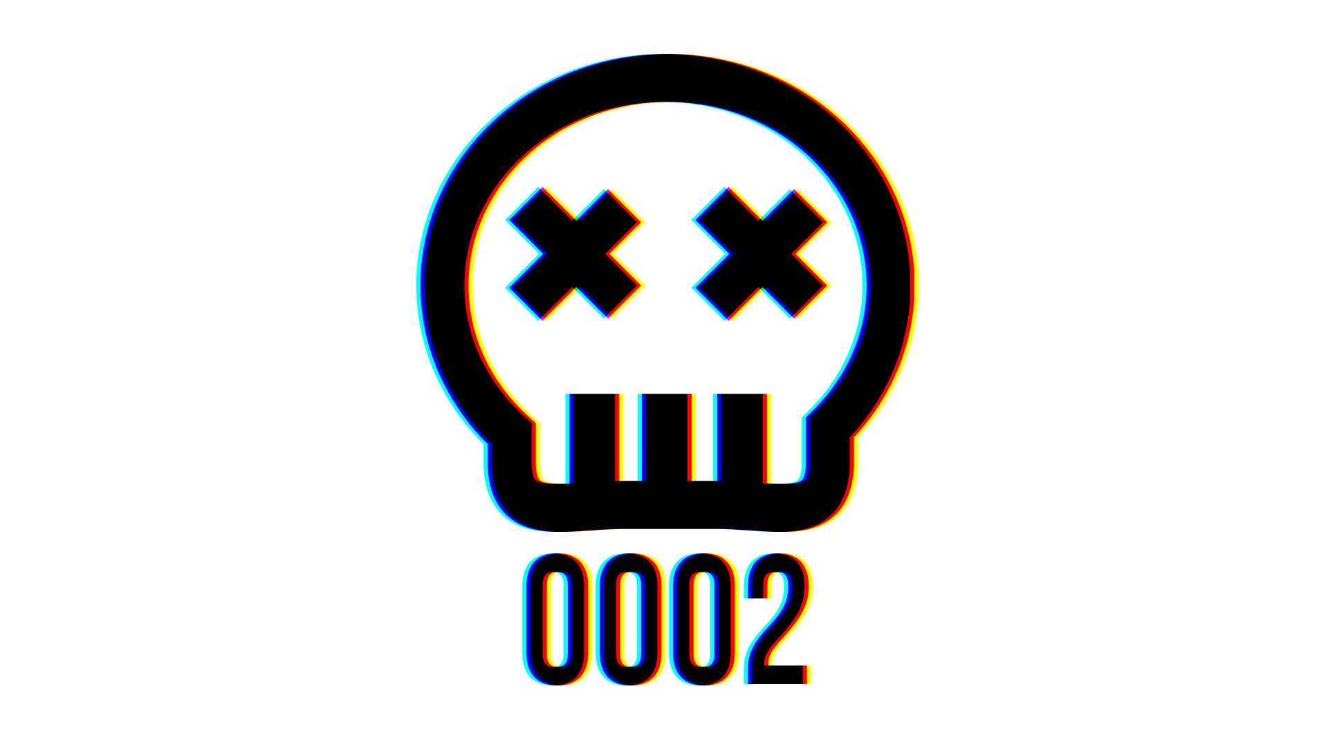 Le chiffre sous le crâne indique le nombre de fois où vous avez échoué le niveau. Il peut aller dans les quatre chiffres...
