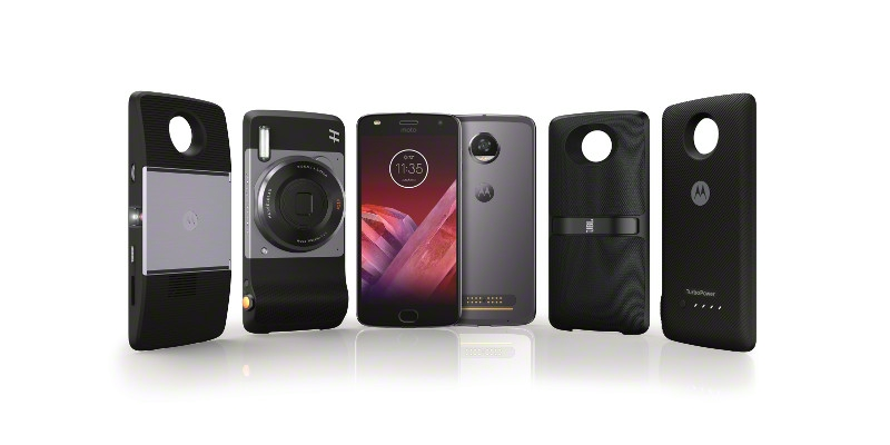 Moto Mods | Photo : Motorola