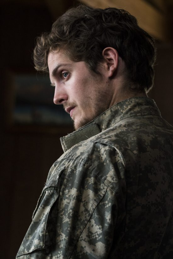 Troy Otto (Daniel Sharman) - Fear the Walking Dead Saison 3, Episode 7 - Photo Credit: Richard Foreman, Jr/AMC