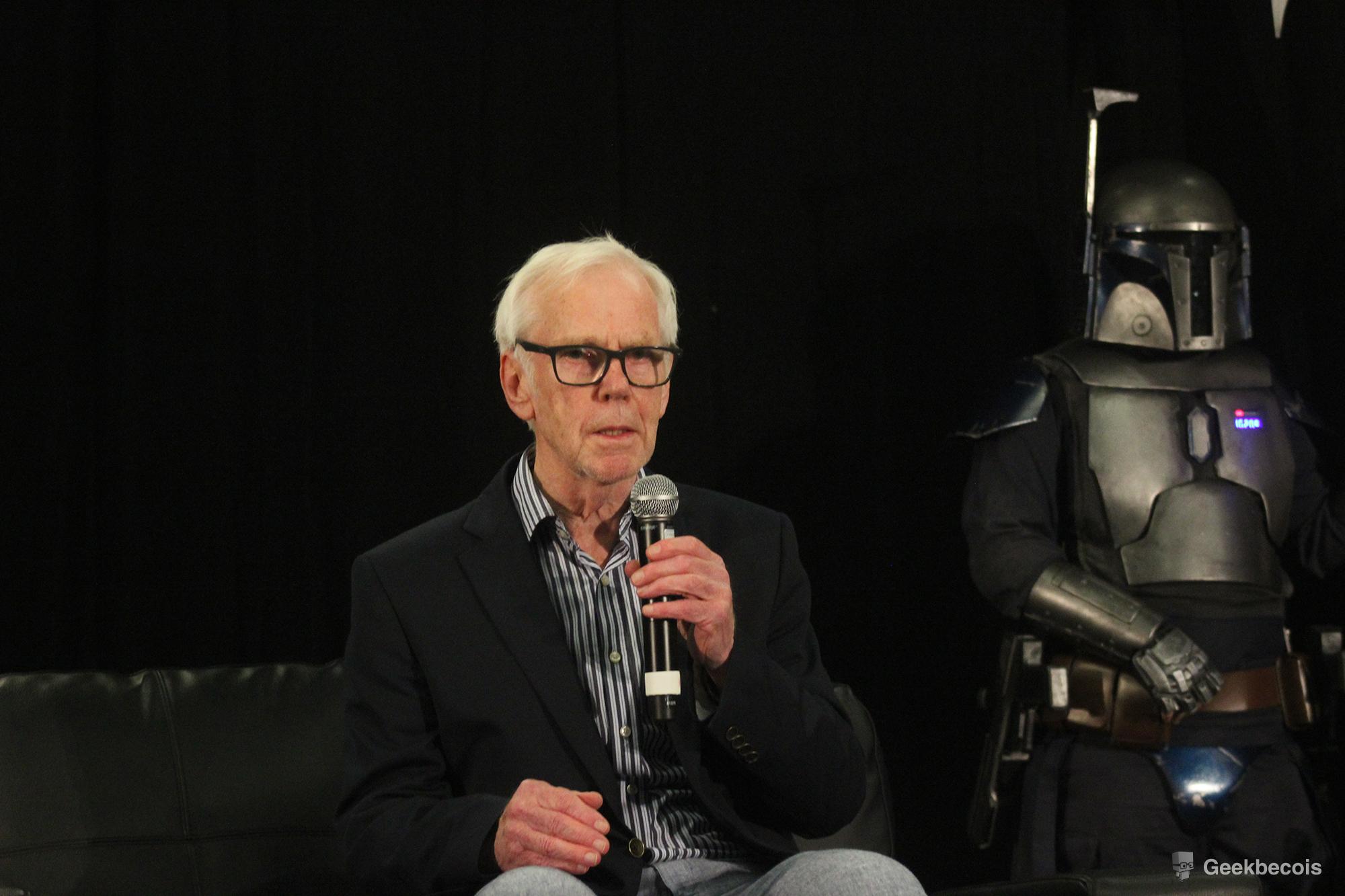 Jeremy Bulloch est bien connu des fans de la saga Star Wars, étant le visage derrière le masque de Boba Fett