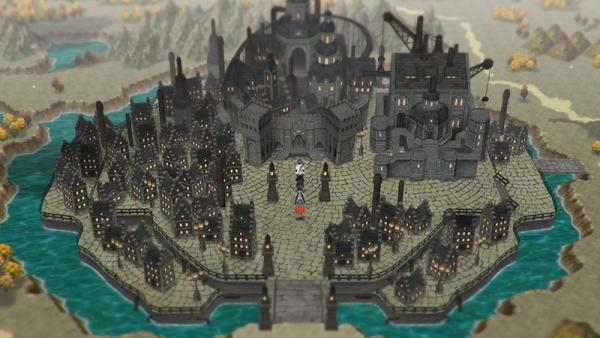 lost sphear village