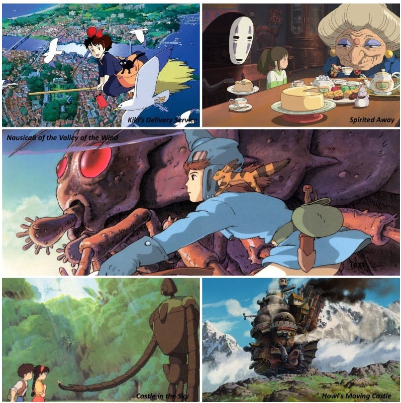 Ghibli Cineplex