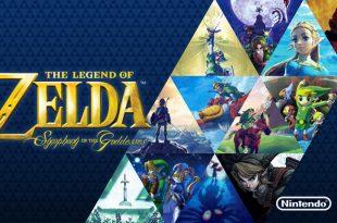 Legend of Zelda - Symphony of the Goddesses