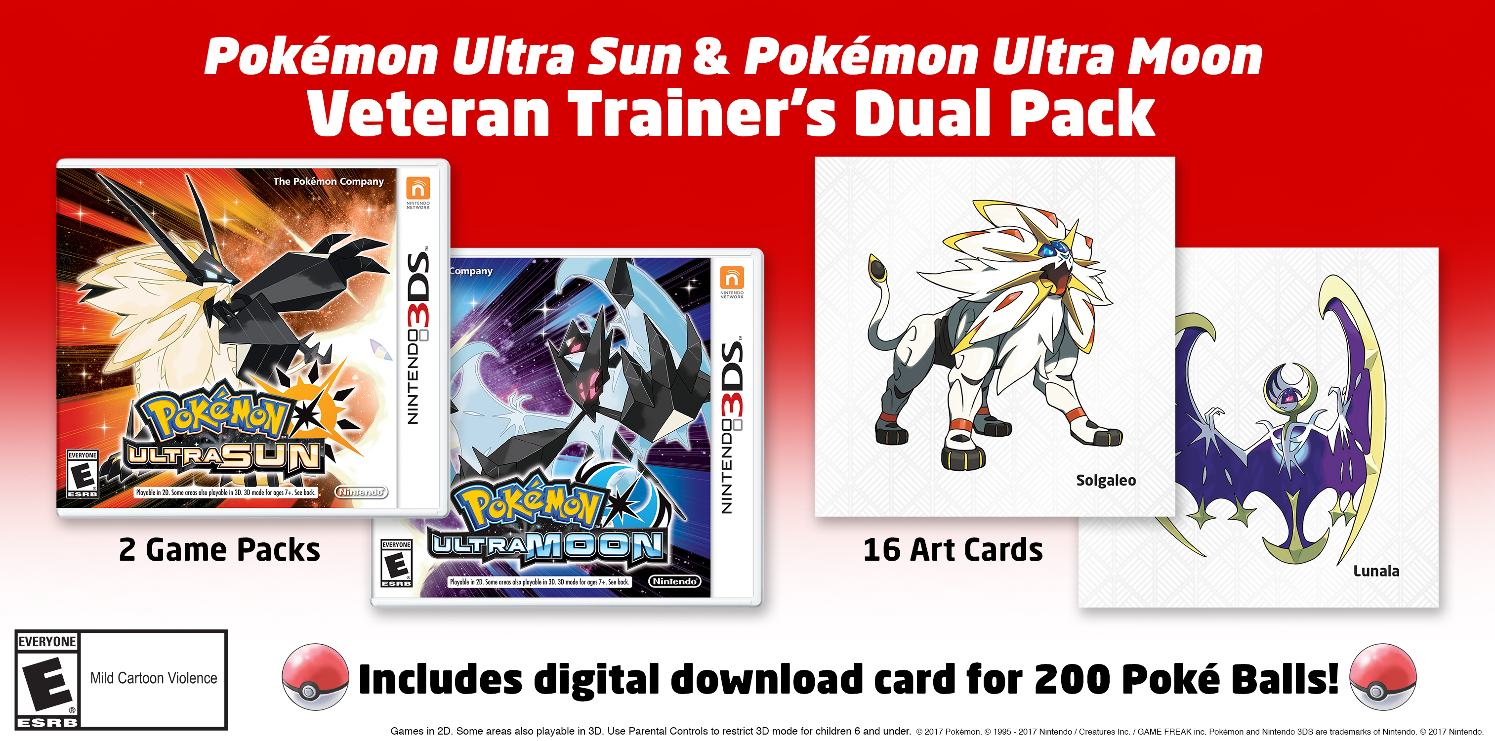Pokemon Dual Pack