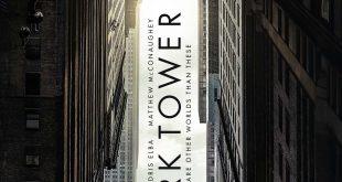 Affiche du film La Tour Sombre (v.f. de The Dark Tower). Courtoisie de Sony Pictures