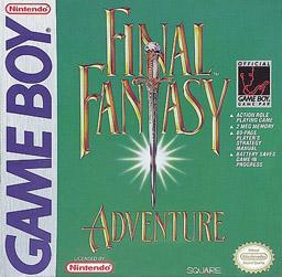 Seiken Densetsu - Final Fantasy Gaiden