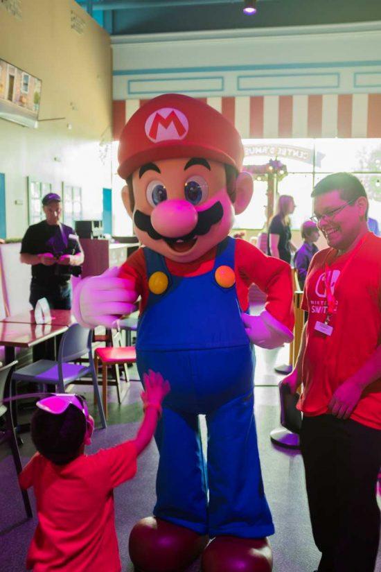 Geekbecois était au lancement de Mario + Rabbids Kingdom Battle