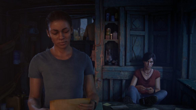 Les cinématiques du jeu aident à approfondir les personnages et faire avancer l'histoire.