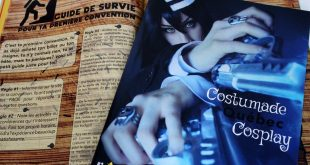 Costumade Québec Cosplay cover