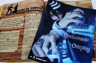 Costumade Québec Cosplay cover