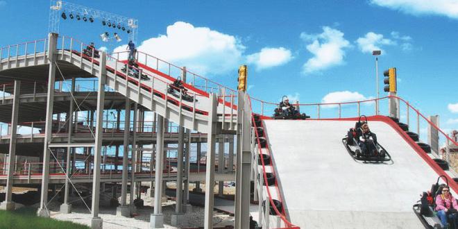 Un circuit à la Mario Kart verra le jour à Niagara Falls!