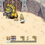 Sword of Mana 1st fight