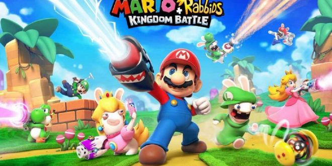 Mario + Rabbids Kingdom Battle : une surprise bienvenue pour la Switch