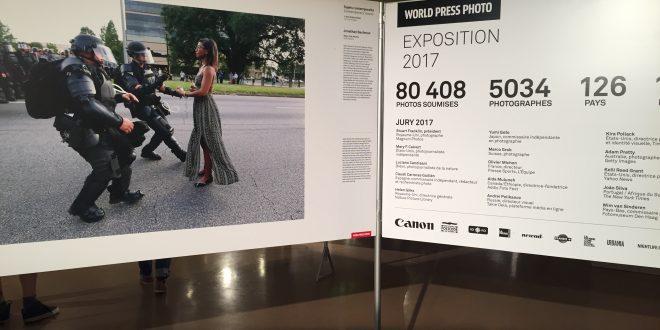Le WorldPress Photo 2017 présentement à Montréal
