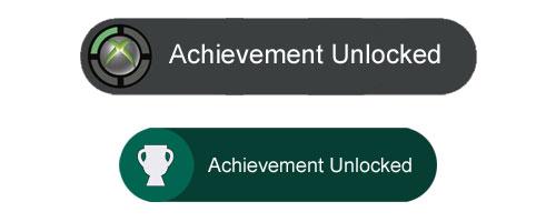 Les succès déverrouillés sur ls consoles Xbox 360 et Xbox One sont tous valides pour le Défi Gamerscore Xbox One X