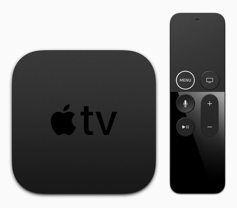 Apple TV 4K   Keynote d'Apple du 12 septembre 2017