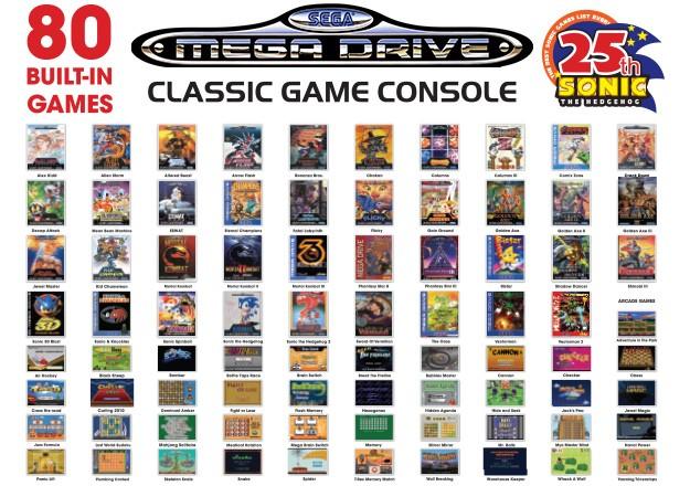 On a essayé la Sega Megadrive d'ATGames pour vous!