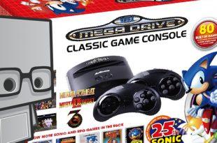 Sega Megadrive Classic