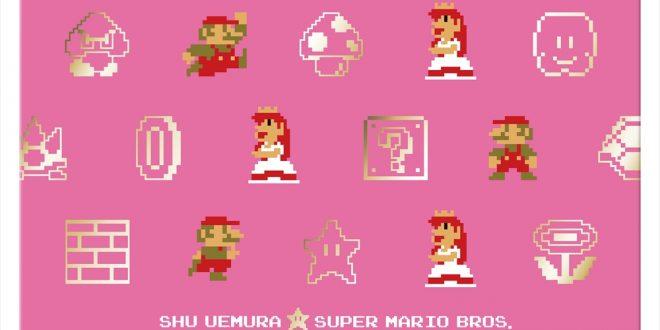 Shu Uemura Mario Bros.