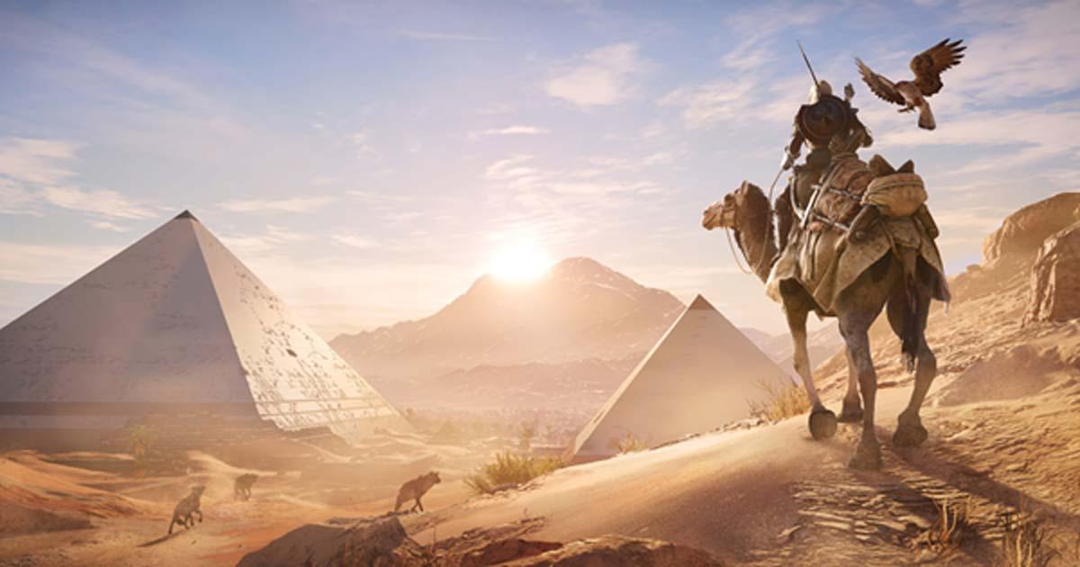 Explorez les couloirs obscurs d'une pyramide et dénichez les trésors secrets qui s'y cachent