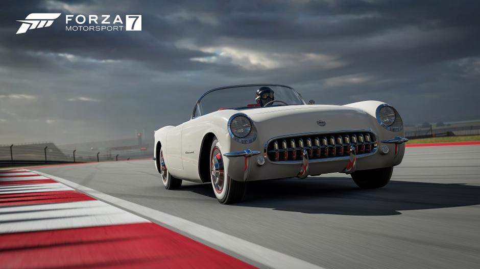 Revivez l'excitation de conduire un véhicule des années 60 dans Forza Motorsport 7
