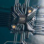 Convertisseur numérique-analogique ESS SABRE ES9218P du LG V30