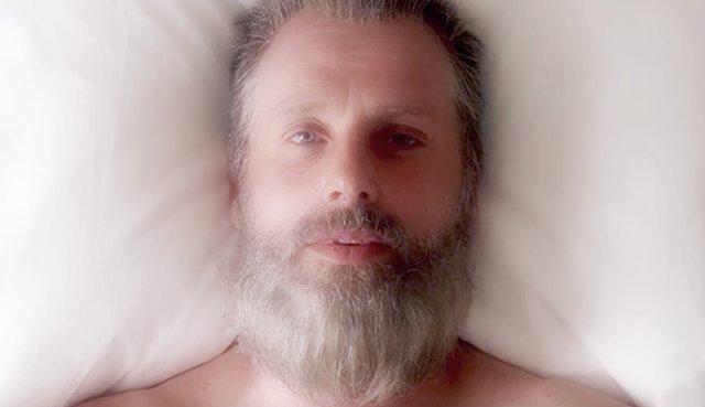 Vieux Rick Grimes, Source: AMC