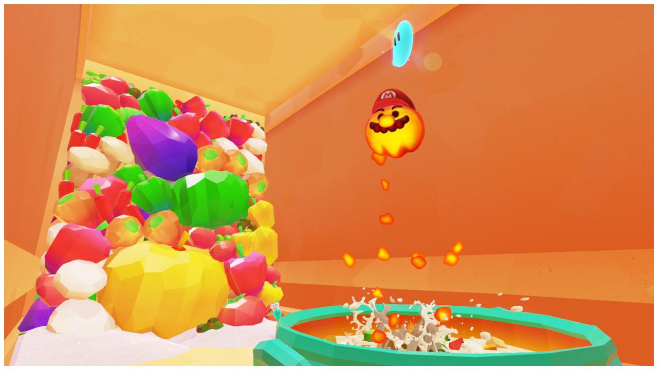 Super Mario Odyssey | Luncheon Kingdom