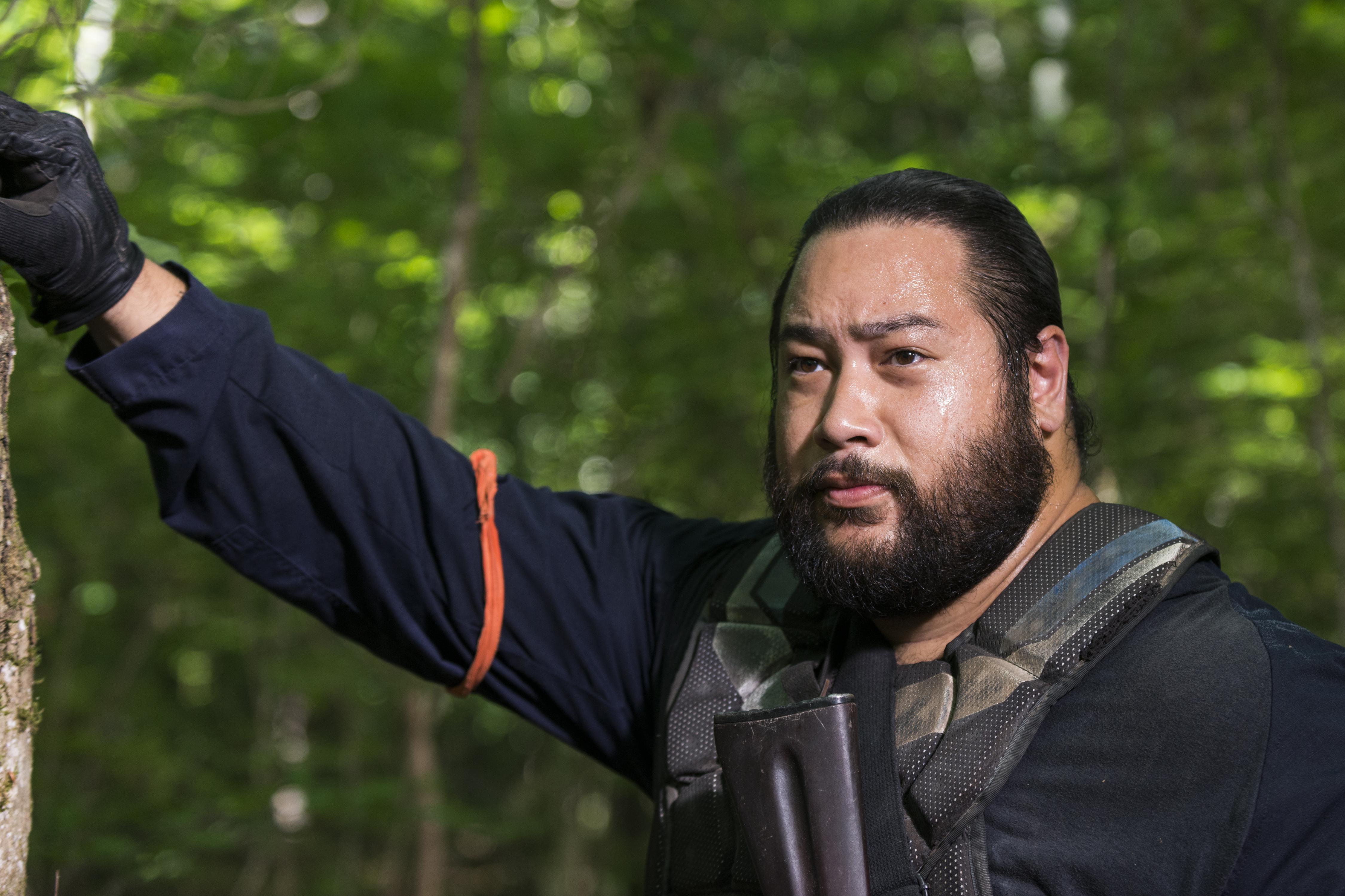 Jerry(Cooper Andrews) - The Walking Dead Saison 8 Épisode 2 - Photo: Gene Page/AMC