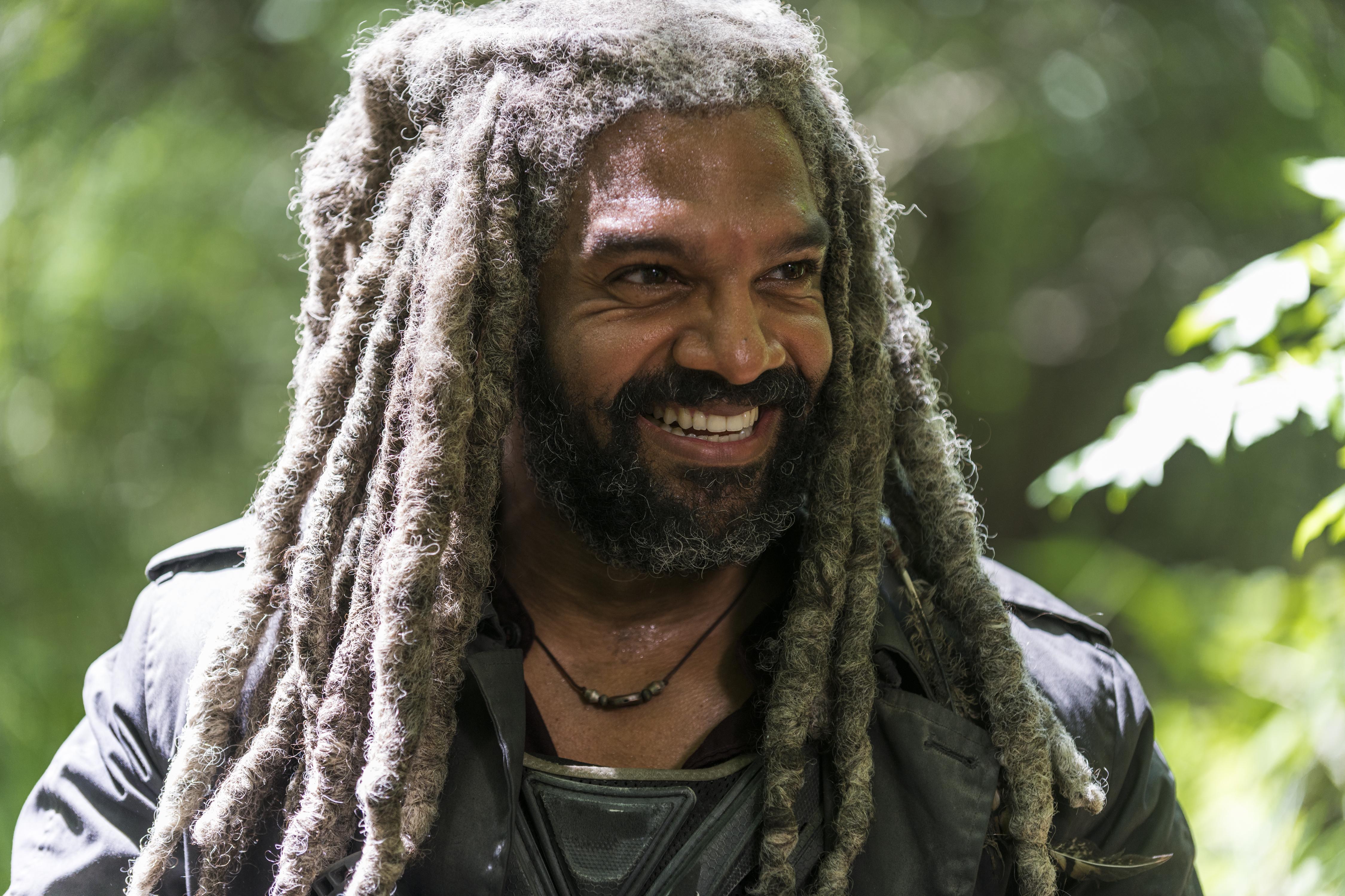 Ezekiel (Khary Payton)- The Walking Dead Saison 8 Épisode 2 - Photo: Gene Page/AMC