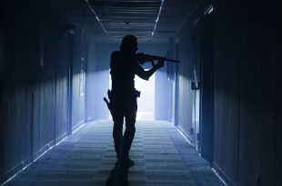 Rick Grimes (Andrew Lincoln) - The Walking Dead Saison 8 Épisode 2 - Photo: Jackson Lee Davis/AMC