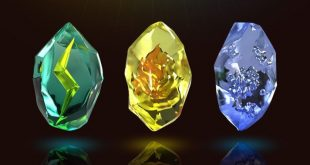 pierres évolutives