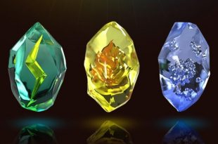pierres évolutives