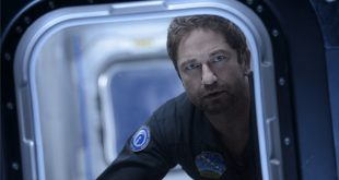 "GERARD BUTLER as Jake Lawson in Warner Bros. Pictures' and Skydance's suspense thriller ""GEOSTORM,"" a Warner Bros. Pictures release. Photo : Ben Rothstein"