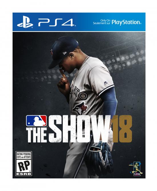 La pochette de MLB The Show 18 avec Marcus Stroman est exclusive au Canada