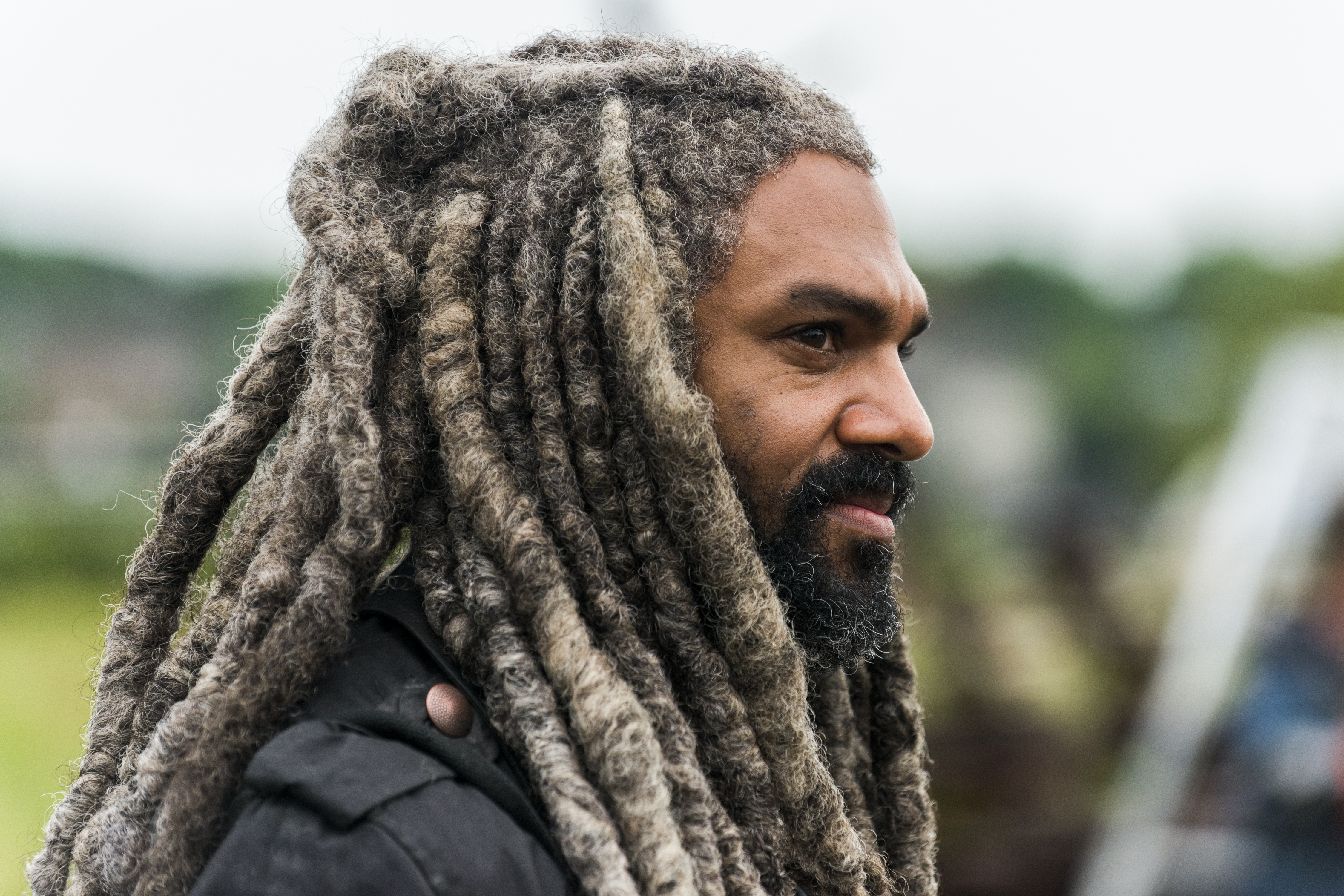 Ezekiel (Khary Payton) - The Walking Dead Saison 8 Épisode 3 - Photo: Gene Page/AMC