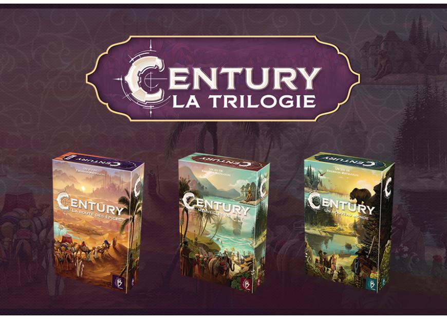 Century trilogie