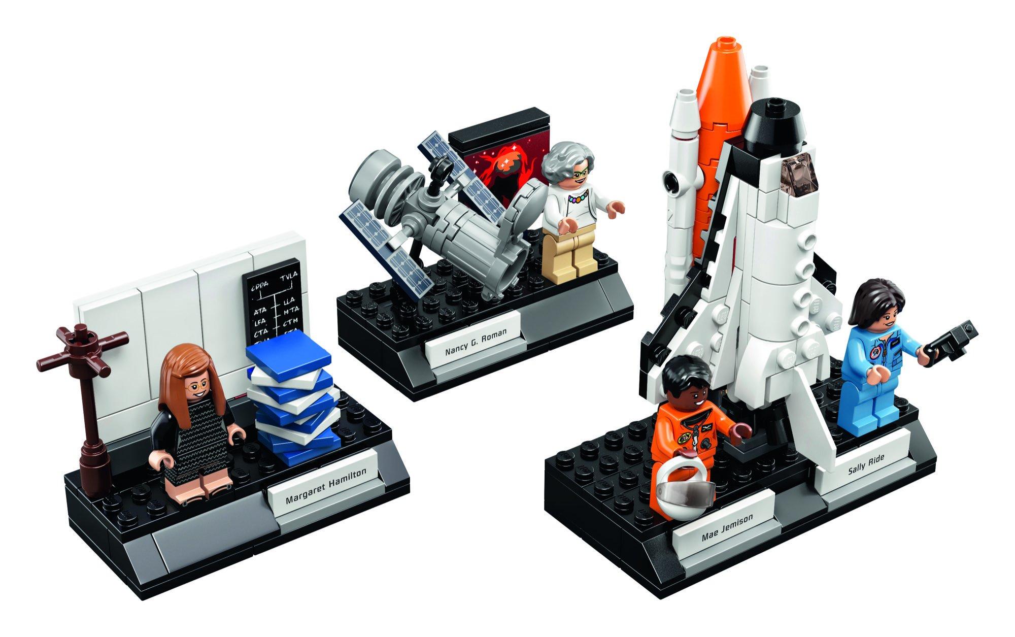 LEGO Femmes NASA