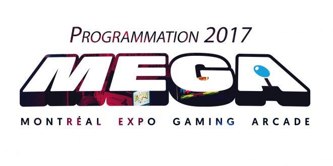 MEGA 2017: programmation et détails