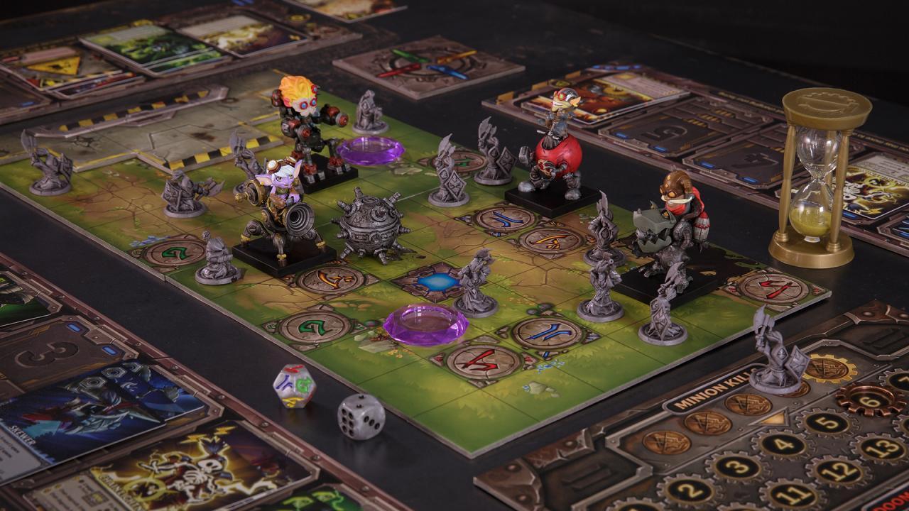 Coloré et doté d'une mécanique à la fois accessible et complexe, c'est un beau jeu pour petits et grands.