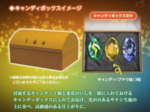 pierre évolution boîte